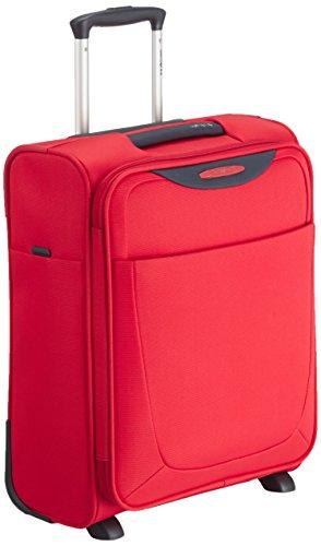 Samsonite Base Hits Upright 50/18 Equipaje de cabina, 50 cm, 33 L, Color Rojo (Poppy Red)