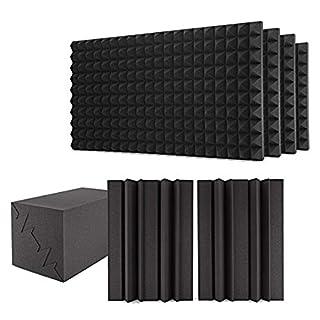 AcouFoam Studio Pack by Gear4music