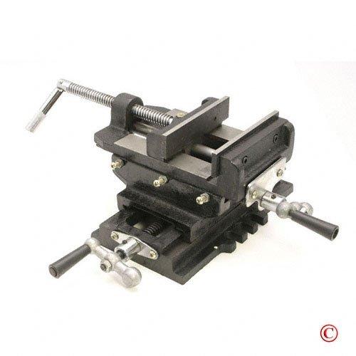 Cross Slide Vise (5 Cross Slide Drill Press Vise Metal Milling Machine by CMT (USA) Industrial Inc)