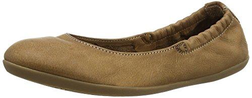 Soft Comfort Schuhe (Softinos Ona380Sof, Damen Ballerinas, Braun, 39 EU (6 UK))