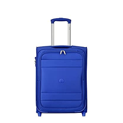 41mEtYpmrmL. SS416  - DELSEY PARIS INDISCRETE Equipaje de mano, 55 cm, 37 liters, Azul (Bleu Clair)