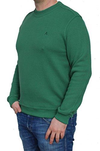 Key West Herren Pullover Grün, Größe:XL (Key West Grün)