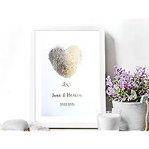 Suchergebnis Auf Amazon De Fur Personalisierte Hochzeitsgeschenke