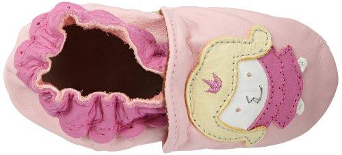 Jack & Lily 2119-1 Chaussures Premiers Pas Tout en Cuir Fairytale Princess