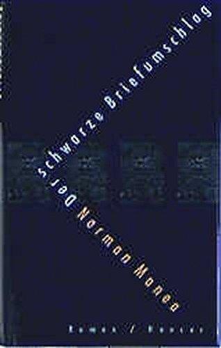 Der schwarze Briefumschlag: Roman