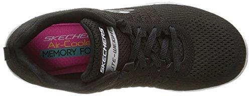 Skechers Flex Appeal 2.0-break Free, chaussures de sport femme bleu (NVY)