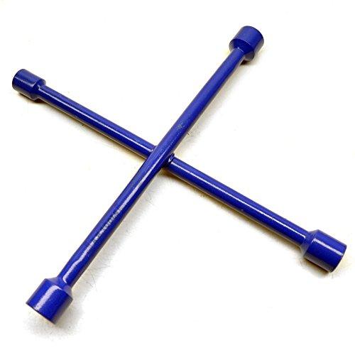 4 Kreuz entfernt, der Schlüssel für écrou zur Stärkung der Rad / Reifen Schlüssel Eisen zu Repasser 17-19-21-23mm TE566 (22 4-rad)