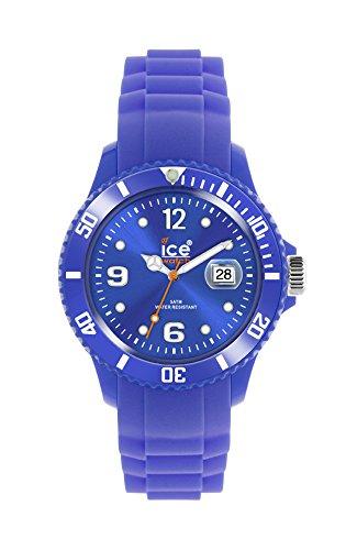 Ice-Watch - ICE summer 2011 Amparo blue - Montre bleue pour femme avec bracelet en silicone - 013759 (Small)