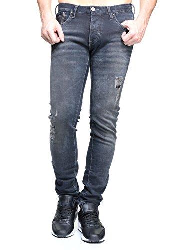 Armani Jeans - Pantalones vaqueros extraajustados - W 31 / L 32