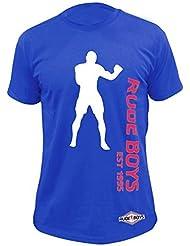 RB Symbole T-shirt pour homme