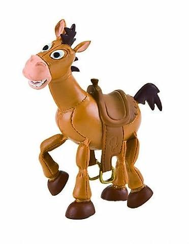 Bullyland 12763 - Spielfigur - Walt Disney Toy Story 3 - Bully, ca. 9,5 cm