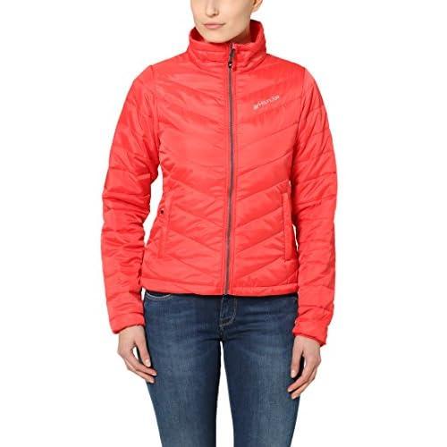 41mF a5KvjL. SS500  - Ultrasport Whistler Women's Quilted Jacket Foggia