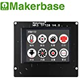 MKS TFT28 V4.0 Smart Controller Display 2.8 Zoll Touchscreen Monitor LCD Display Support WIFI USB For RepRap Marlin Repetier Smoothieware 3D Printer impresora 3D With SD Slot Compatible with Ramp1.4
