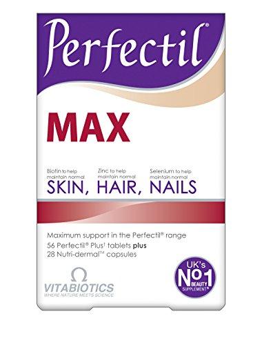Vitabiotics Perfectil Max – 84 Tablets/Capsules
