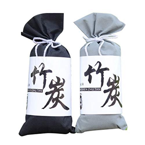 Zchenchen - Desodorante carbón bambú Activado naturalmente