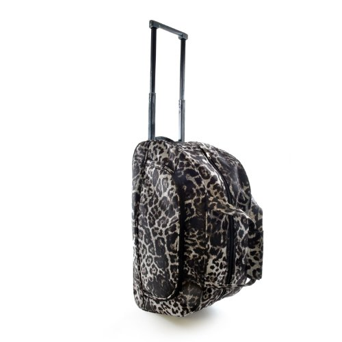 Trolley in 2 Varianti Leopardo