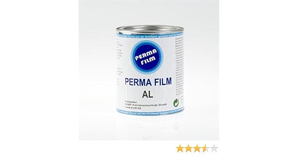 Fluid Film Perma Film Alu Silver 1 Liter Baumarkt