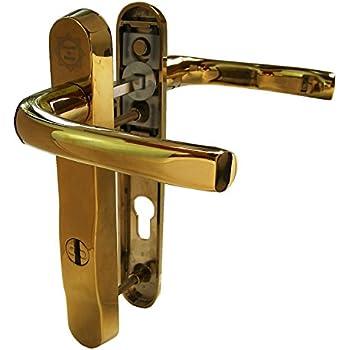 Mila Prosecure Pas 24 Upvc Door Handle 92mm 211mm