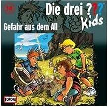 Die drei ??? Kids 14. Gefahr aus dem All (drei Fragezeichen) (Drei Fragezeichen Kids) (CD-Audio)(German) - Common