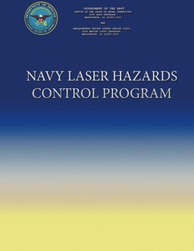 Navy Laser Hazards Control Program por Department of the Navy