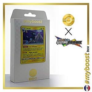 Luxray 48/156 Holo - #myboost X Soleil & Lune 5 Ultra-Prisme - Box de 10 Cartas Pokémon Francés