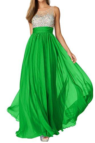 Missdressy - Robe - Taille empire - Femme Vert - Vert
