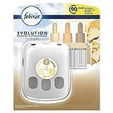 Febreze 3Volution Kit de Démarrage pour Désodorisant Électrique Fleur de Vanille 20ml