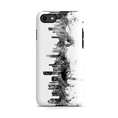 artboxONE Apple iPhone 8 Tough-Case Handyhülle Honolulu Hawaii von Michael Tompsett