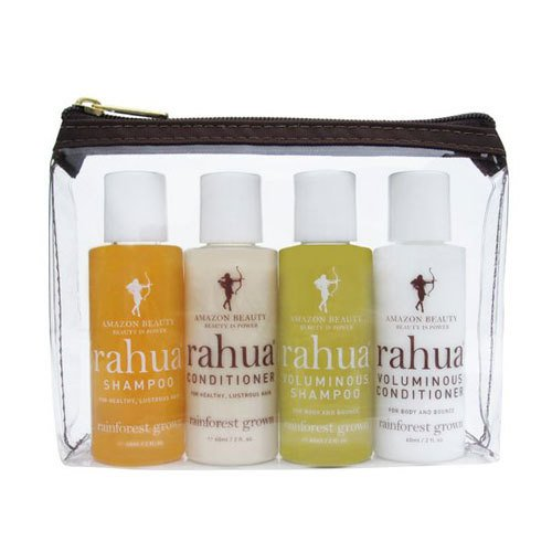Rahua Jet Setter Kit (4, 2 oz Bottles) by Rahua