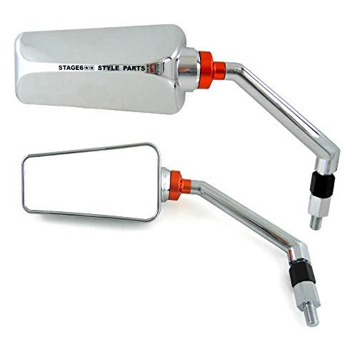 Set specchietti retrovisori B-MW K 1200R, Sport, K 1200S, K 1300R (M10x1.5) (V29)