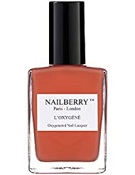 Nailberry L'Oxygene Oxygenated Nail Lacquer, Decadence, 15 ml