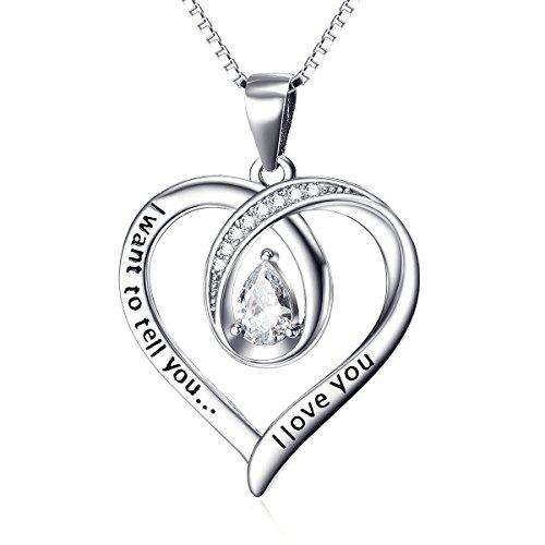 Kette-DamenYFN-925-Sterling-Silber-I-Want-to-Tell-You-I-Love-You-Unendlichkeit-Liebe-Herz-Gravierte-Anhnger-Halskette-Geburtstag-Geschenk-fr-Frauen-Mdchen-Freundin-Mutter-Tochter-18