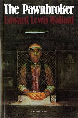 [The Pawnbroker] (By: Edward Lewis Wallant) [published: October, 1978]