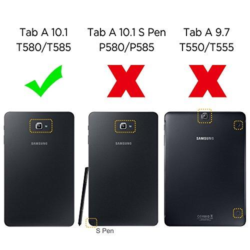 easyacc samsung galaxy tab a 10.1 custodia cover