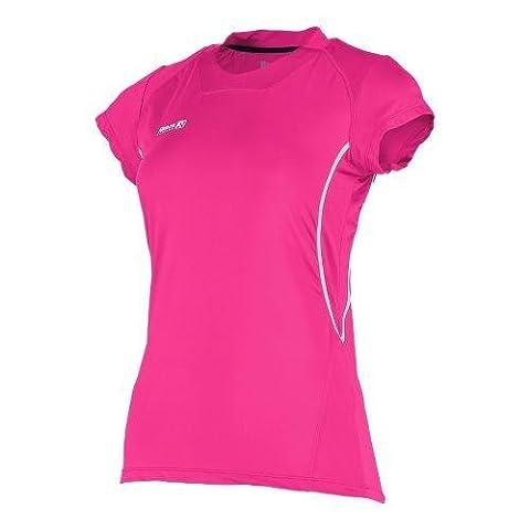 REECE Core T-shirt Hockey Femme Rose, rose bonbon