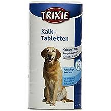 Tablettes Calcium pour chiens, 150 g (contient vitamines et minéraux; soutient la croissance des os et dents)