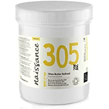 Naissance Refined Shea Butter 500g Certified Organic 100% Pure