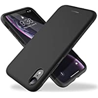 UNBREAKcable iPhone XR Case – Soft Frosted TPU Ultra-Slim iPhone XR Stylish Protective Cover for 6.1-inches iPhone XR [Drop Protection, Non-slip] – Black