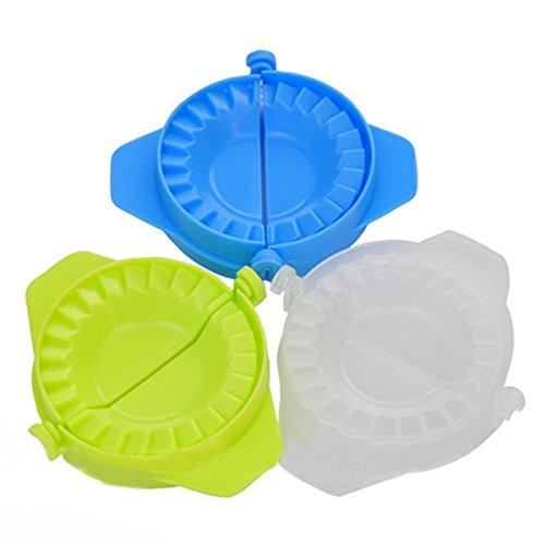 Molde Para empanadillas, dispositivo fácil, utensilio de Cocina, color aleatorio