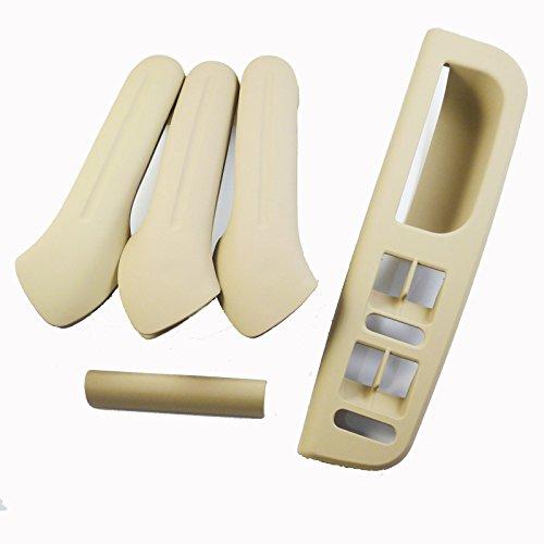 5 x Poignée Lève-vitre Façade caoutchouc Kulisse intérieur 3b0867175 Interrupteur nouveau pour Bora 1J2 Bora Kombi Golf IV 1J1