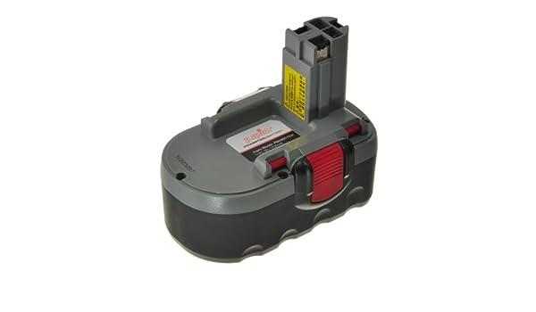 Werkzeug Akku für BOSCH GHO 18 V GKS 18 V GLI 18 V 2 607 335 688 2607335696