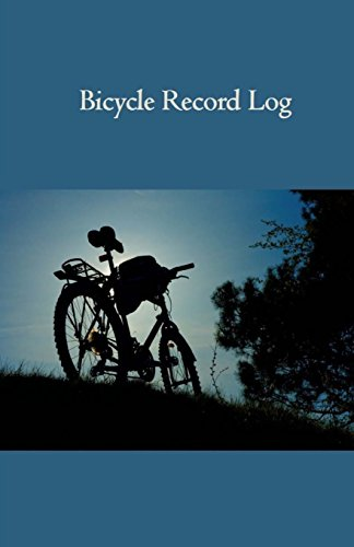 Bicycle Record Log: Compact Sized por Tom Alyea