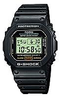 Reloj de mujer CASIO G-Shock DW-5600E-1VER de cuarzo, correa de resina color varios colores (con cronómetro, alarma) de CASIO