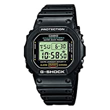 Casio G-Shock Men's Watch DW-5600E-1VER
