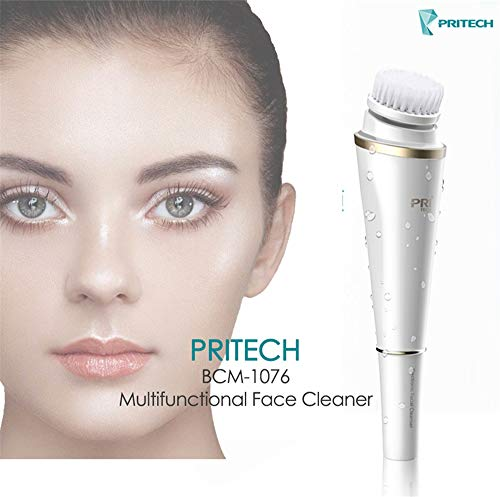 ZTZ 3IN1 Lavado eléctrico Cepillo Facial Dispositivo