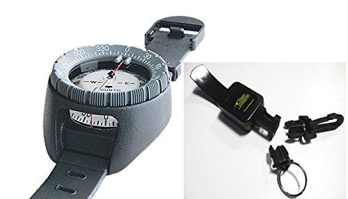 Suunto SK-8 Kompass mit Retractor