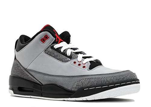 Size Air 10 3 Jordan (Nike Air Jordan 3 Retro 'Stealth' - 136064-003 - Size 10 -)