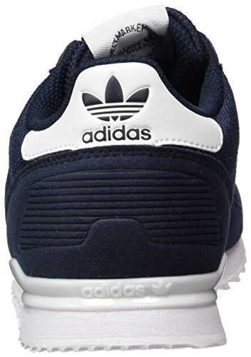 adidas Zx 700, Chaussures de Running Mixte Enfant Bleu (Night Navy/ftwr White/collegiate Navy)