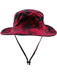 Y-BOA Chapeau Bob Hat Cap Homme Adulte Camouflage Pêche Outdoor Solaire Plage