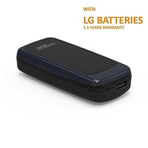 QuantumZERO Standby Power Bank [with Premium LG Batteries] (6670 mAh)